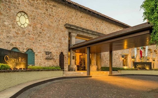 Hotel Quinta Real Guadalajara en Guadalajara Ciudad