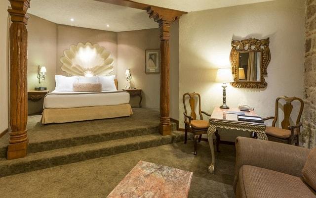 Hotel Quinta Real Guadalajara, habitaciones cómodas y acogedoras