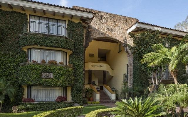 Hotel Quinta Real Guadalajara, cómodas instalaciones