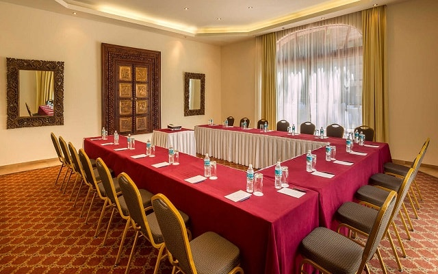 Hotel Quinta Real Guadalajara, sala de juntas