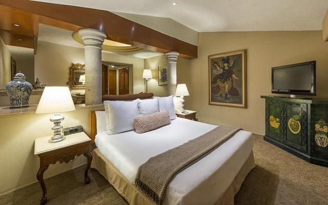Hotel Quinta Real Guadalajara, ambientes únicos