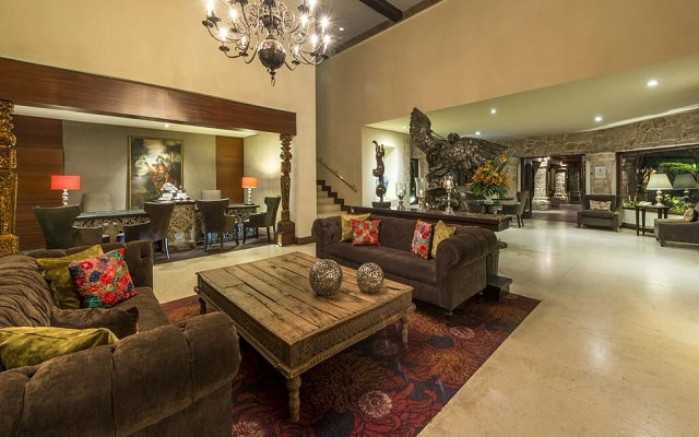 Hotel Quinta Real Guadalajara, atención personalizada desde el inicio de tu estancia