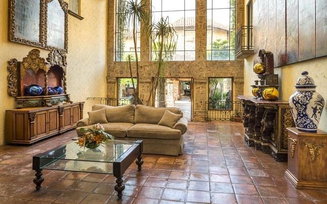 Hotel Quinta Real Guadalajara, lujo y diseño en cada sitio