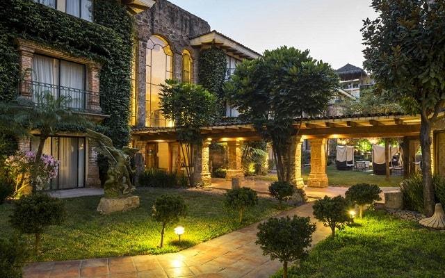 Hotel Quinta Real Guadalajara, noches inolvidables