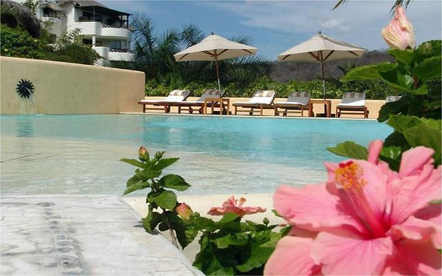 Hotel Quinta Real Huatulco, buena ubicación en la bahía de Tangolunda