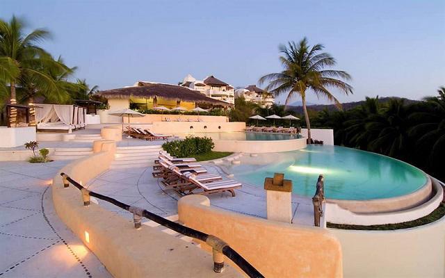 Hotel Quinta Real Huatulco, ambientes soñados