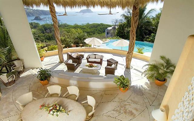 Hotel Quinta Real Huatulco, confort y diseño en cada sitio