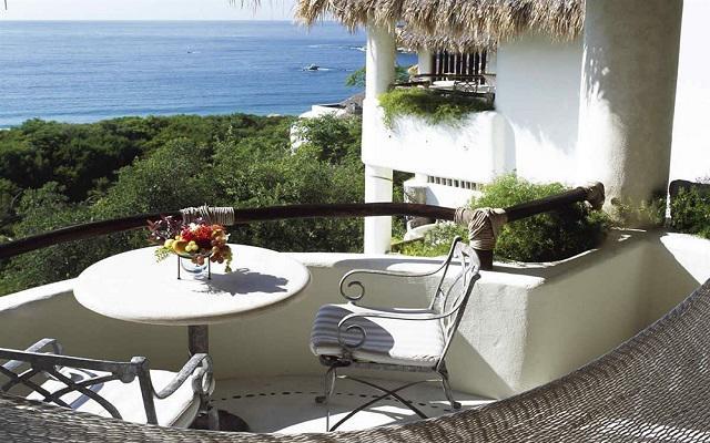 Hotel Quinta Real Huatulco, hermosas vistas del océano