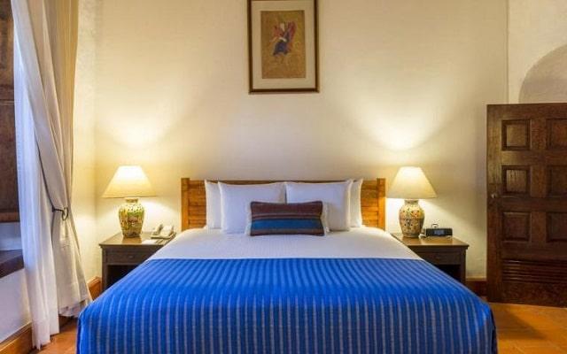 Hotel Quinta Real Oaxaca, habitaciones bien equipadas