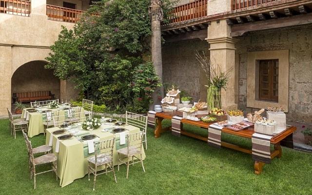 Hotel Quinta Real Oaxaca, tu evento como lo imaginaste