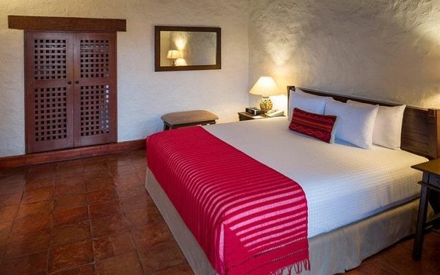 Hotel Quinta Real Oaxaca, acogedoras habitaciones