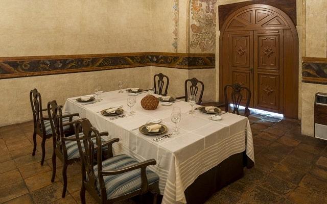 Hotel Quinta Real Oaxaca, buen servicio