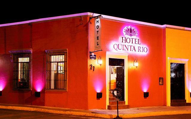 Hotel Quinta Río Querétaro en Querétaro Ciudad
