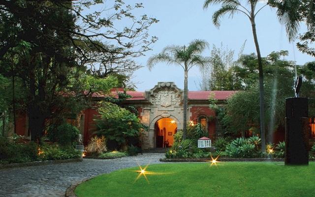 Hotel Racquet Cuernavaca en Cuernavaca Ciudad