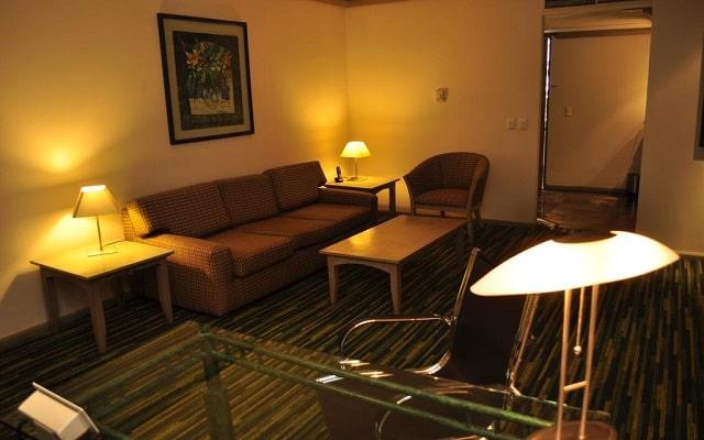 Hotel Radisson Paraíso Perisur, confort en cada sitio