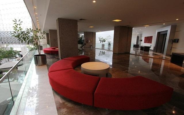 Hotel Radisson Paraíso Perisur, cómodas instalaciones