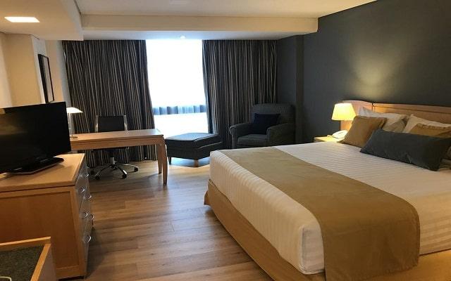 Hotel Radisson Paraíso Perisur, ambientes agradables