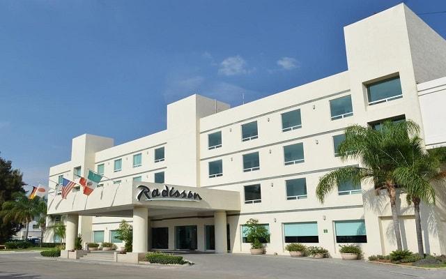 Hotel Radisson Poliforum Plaza