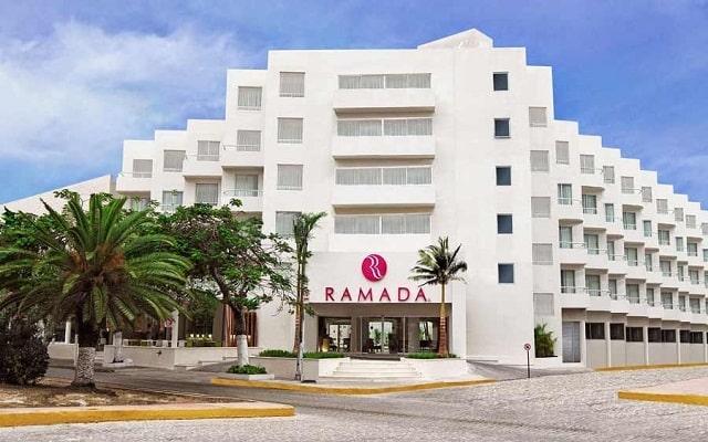 Hotel Ramada Cancún City en Cancún Centro