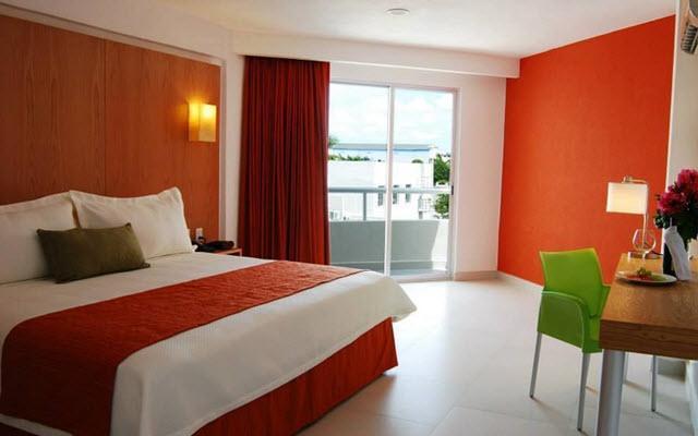 Hotel Ramada Cancún City, espacios pensados para tu confort