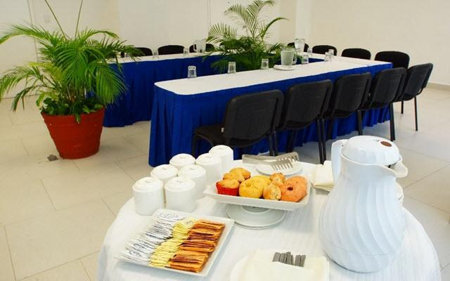 Hotel Ramada Cancún City, sala de juntas
