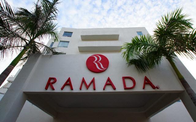 Hotel Ramada Cancún City, buena ubicación