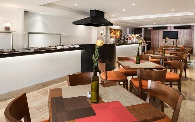 Hotel Ramada Plaza León, buena propuesta gastronómica