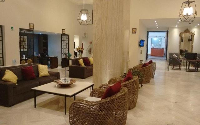 Hotel Ramada Plaza León, cómodas instalaciones