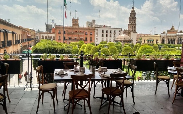 Hotel Ramada Plaza León, escenario ideal para tus alimentos
