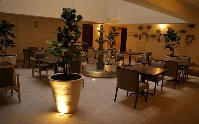 Hotel Ramada Plaza León, ambientes condicionados para tu satisfacción