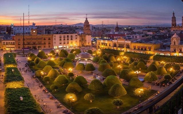 Hotel Ramada Plaza León, buena ubicación