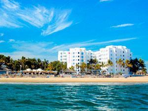 Ramada Resort Mazatlán en Zona Dorada