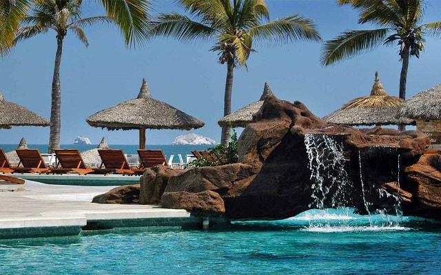 Hotel Ramada Resort Mazatlán, escenarios fascinantes