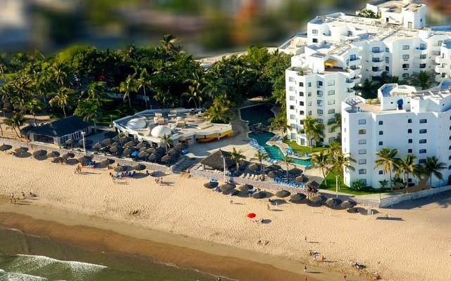 Hotel Ramada Resort Mazatlán en Zona Dorada