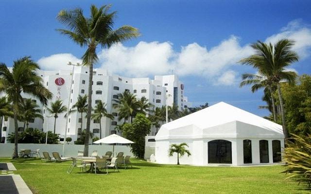 Hotel Ramada Resort Mazatlán, Spa Pyramides