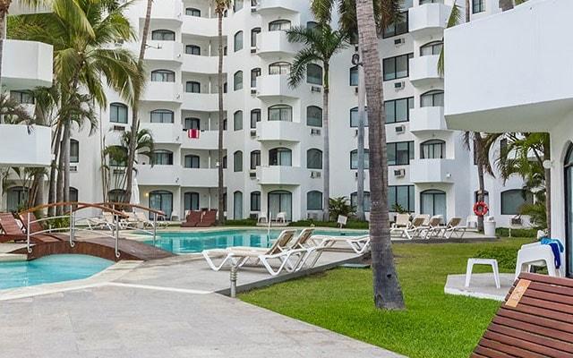 Hotel Ramada Resort Mazatlán, instalaciones con todo el confort