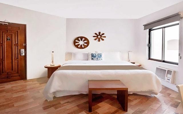 Hotel Ramada Resort Mazatlán, amplias y luminosas habitaciones