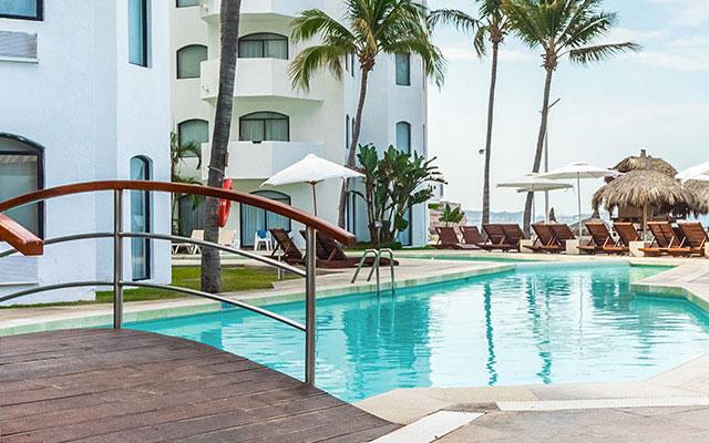 Hotel Ramada Resort Mazatlán, relájate en ambientes agradables