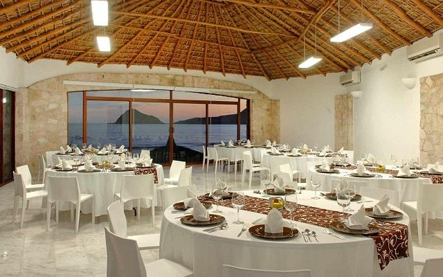 Hotel Ramada Resort Mazatlán, salón de eventos