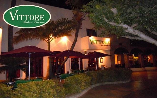 Hotel Ramada Resort Mazatlán, Resteurante Vittore