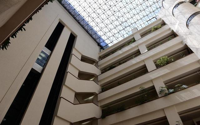 Hotel Ramada Vía Veneto Ciudad de México Sur, cómodas instalaciones