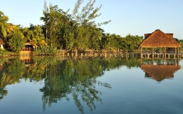 Hotel Rancho Encantado Eco Resort en Bacalar
