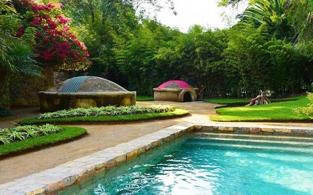 Hotel Rancho San Diego Grand Spa Resort, disfruta de su alberca al aire libre