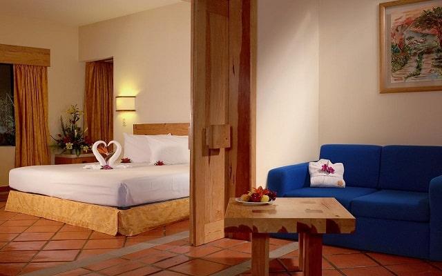 Hotel Rancho San Diego Grand Spa Resort, habitaciones con todas las amenidades