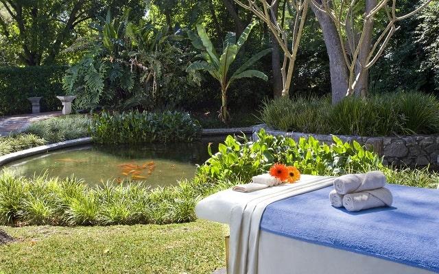 Hotel Rancho San Diego Grand Spa Resort, permite que te consientan con un masaje