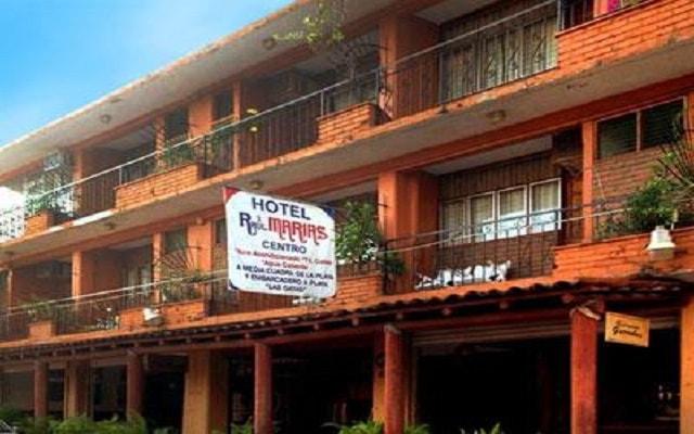 Hotel Raúl 3 Marías Centro en Zihuatanejo