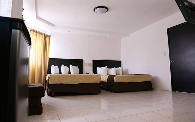 Real de Boca, ofrece confort en todas sus habitaciones