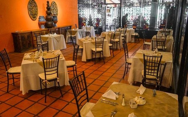 Hotel Real de Minas San Miguel Allende, buena propuesta gastronómica