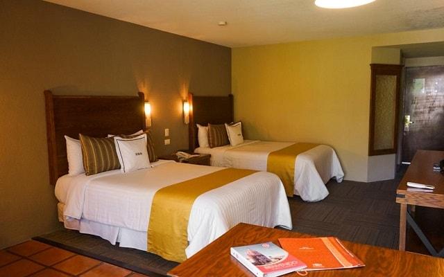 Hotel Real de Minas San Miguel Allende, habitaciones bien equipadas