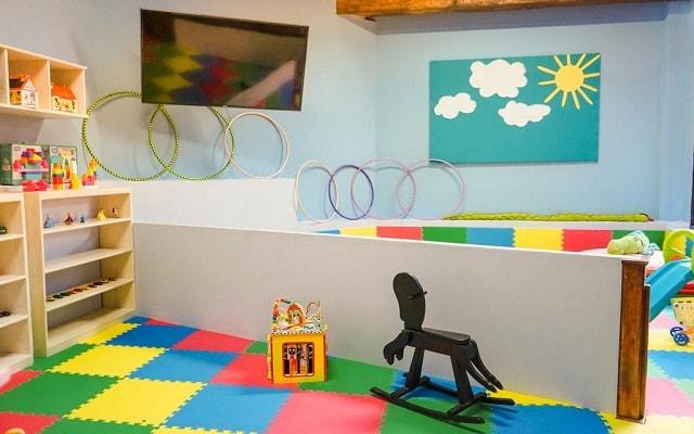 Hotel Real de Minas San Miguel Allende, juegos para niños